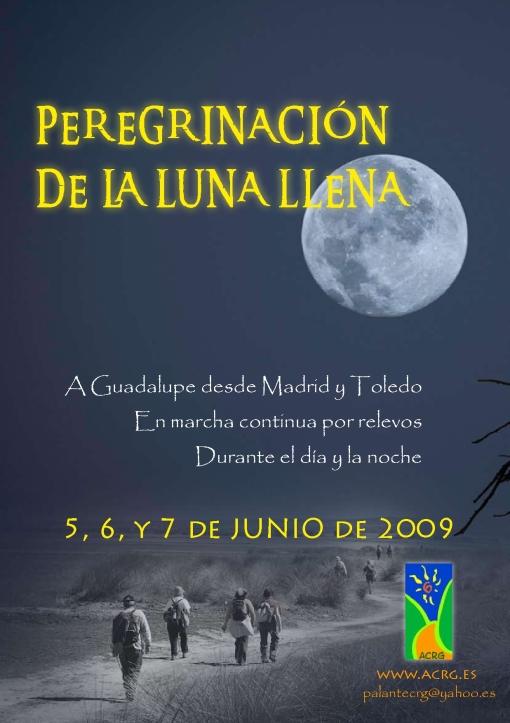 peregrinacin de la luna llena