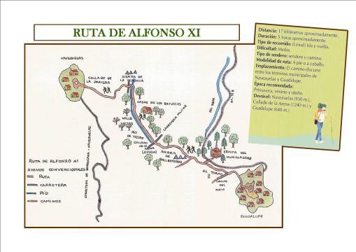 Ruta Alfonso XI