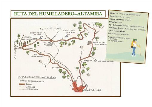 Ruta Humilladero - Altamira