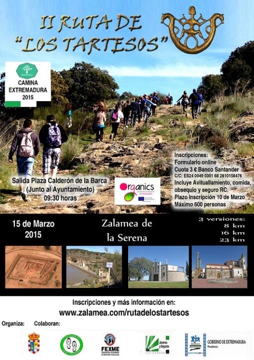 cartel II RUTA DE LOS TARTESOSS